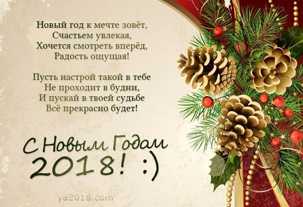 Красивые картинки новый год веселые029