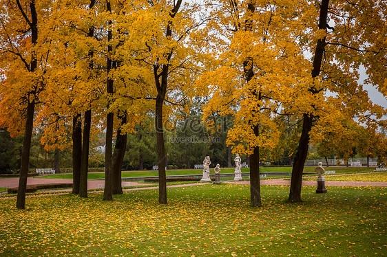 Красивые картинки осень на дворе026