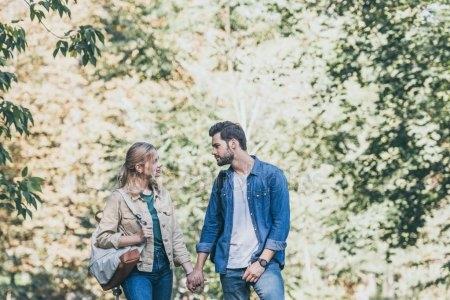 Красивые картинки пары влюбленные осенью 015