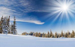 Красивые картинки со снегом   лучшие обои (24)
