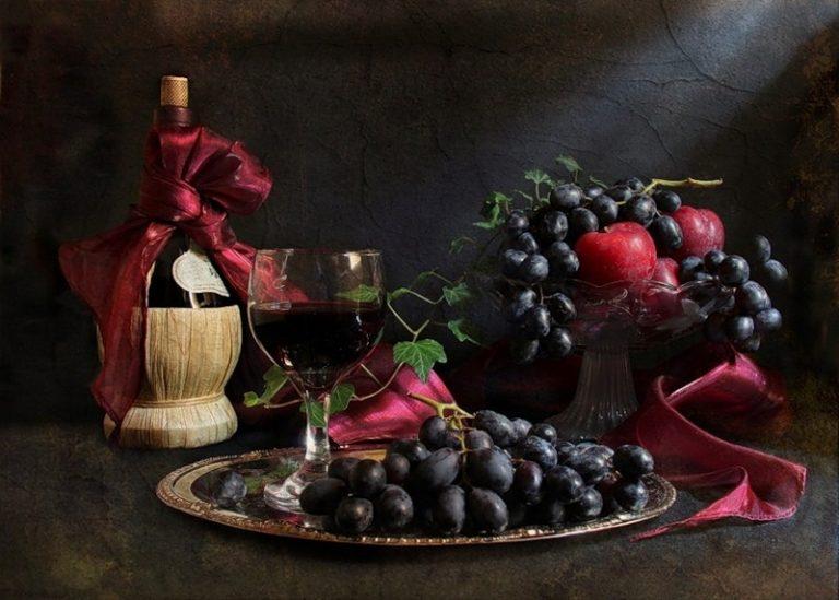 Картинка надписью, картинки с вином и фруктами красивые