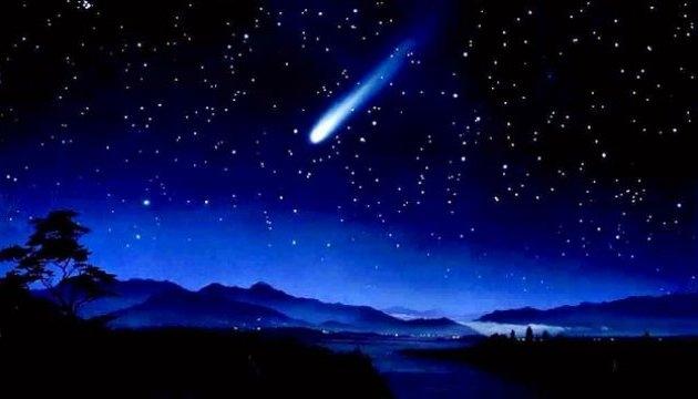 Красивые картинки с ночным небом 012