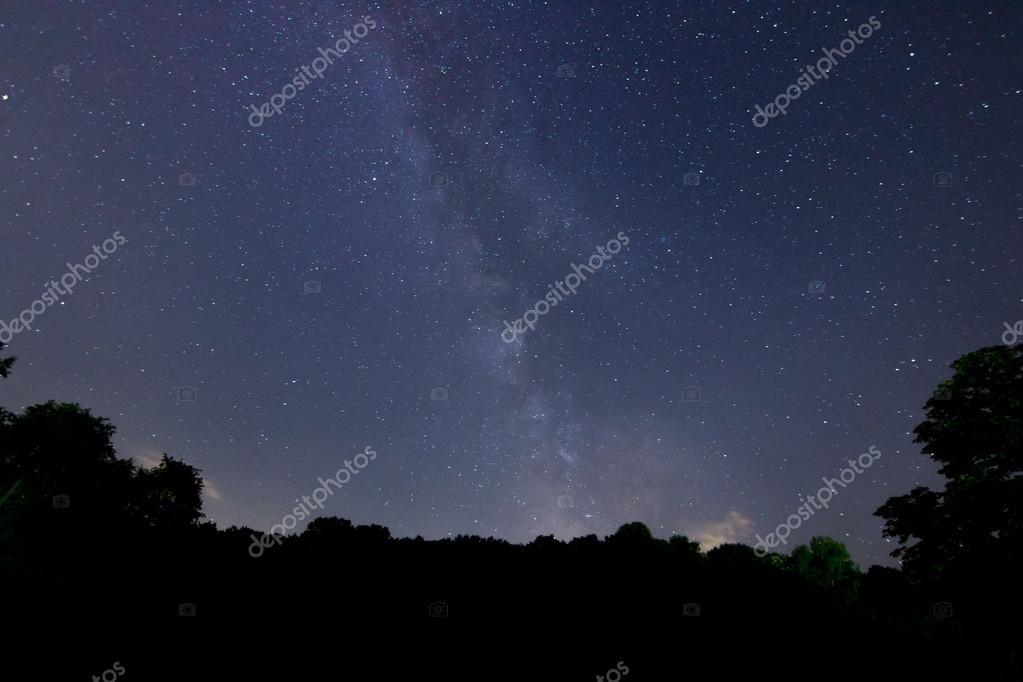 Красивые картинки с ночным небом 013