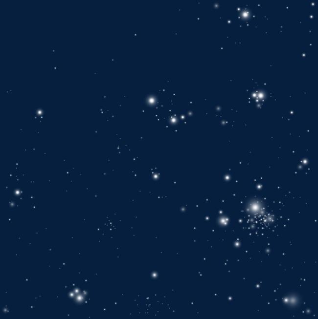 Красивые картинки с ночным небом 016