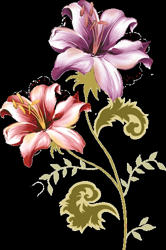 Цветы анимация картинки на телефон