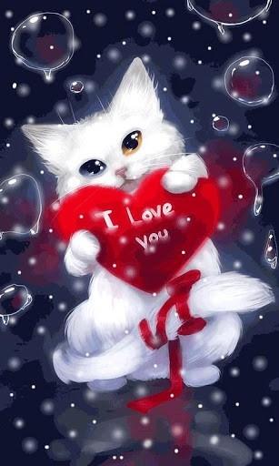 Красивые котята картинки на телефон 010