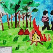 Красивые плакаты сохраним лес живым 029