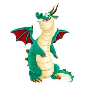 Красивые трехголовые драконы картинки   подборка 025