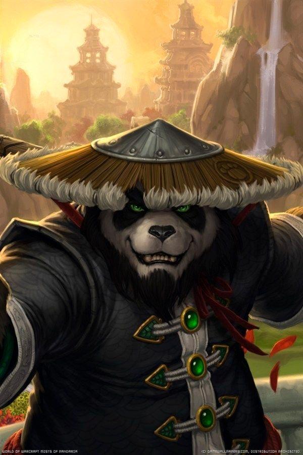 Картинки панда варкрафт