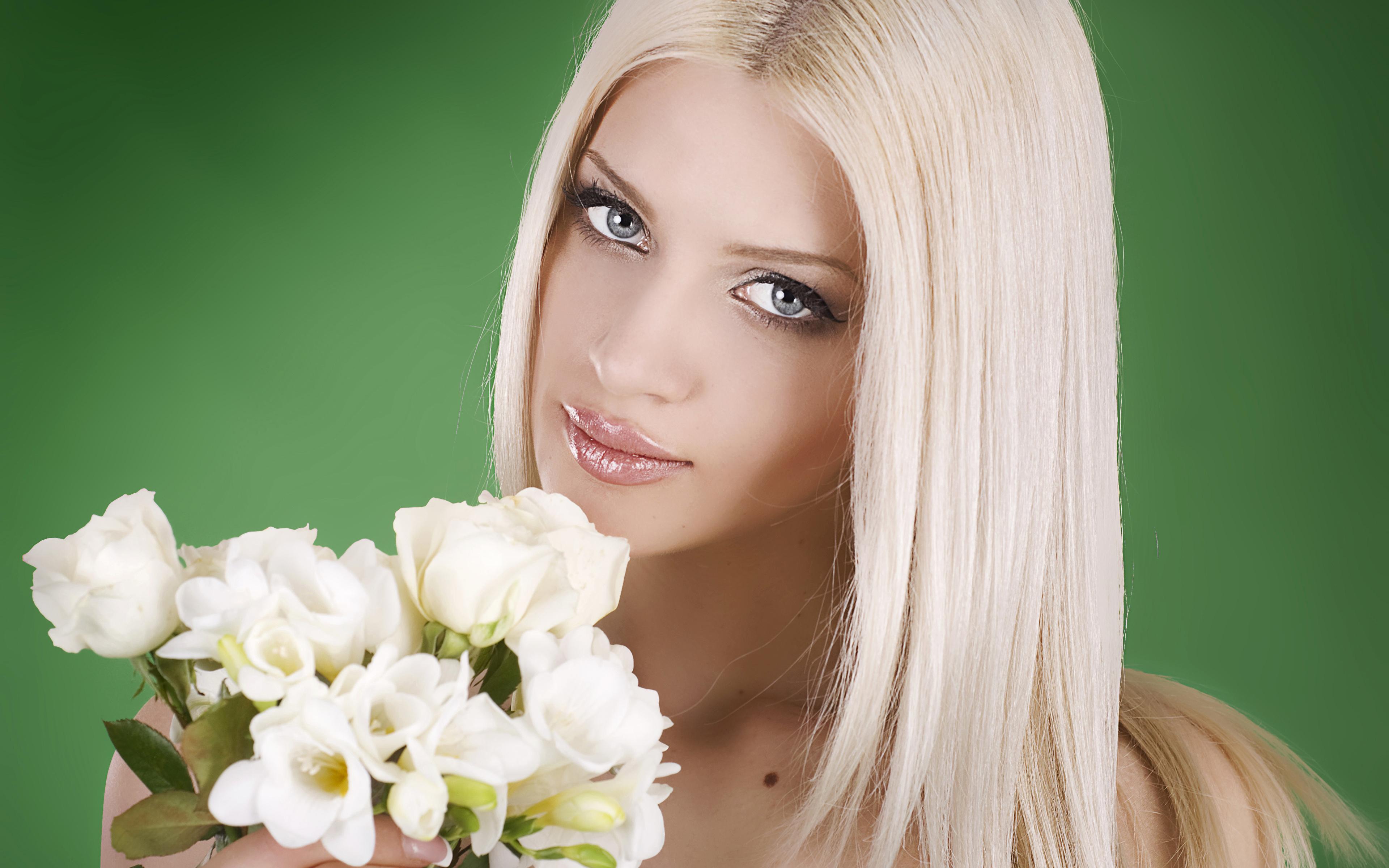 Красивые фото девушек блондинок 21 год ВКонтакте (12)