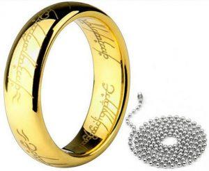 Красивые фото кольцо Властелина колец 026