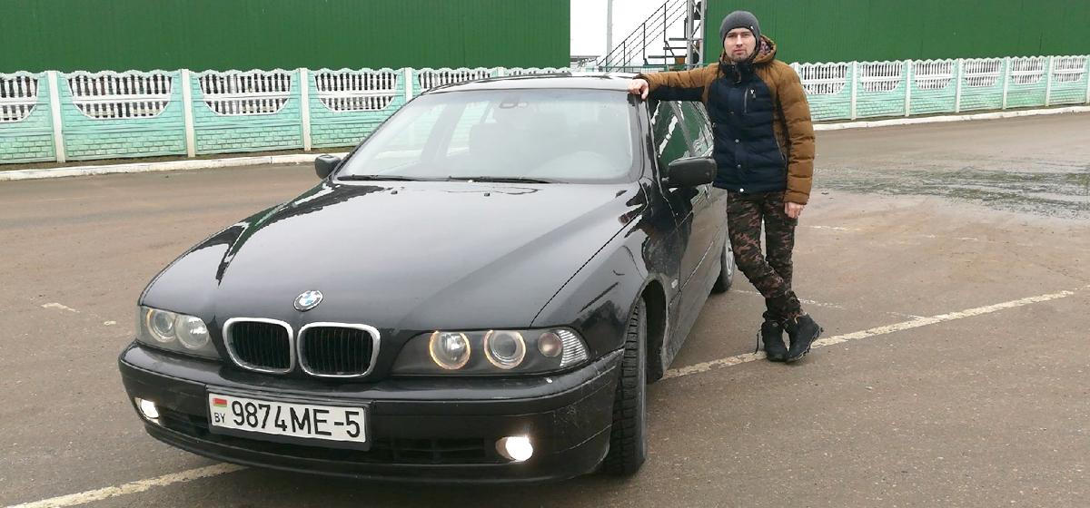 Красивые фото машины Бумер 3   подборка012