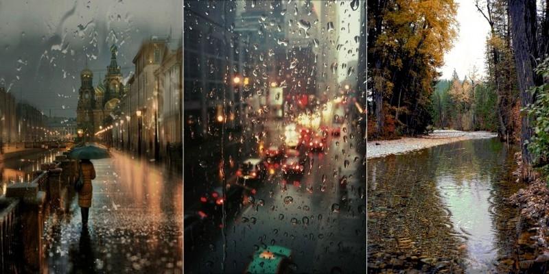 Красивые фото осень, кофе, плед   сборка 015