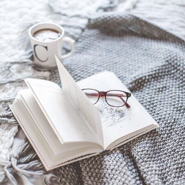 Красивые фото осень, кофе, плед   сборка 017