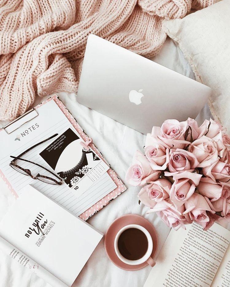 Красивые фото осень, кофе, плед   сборка 018