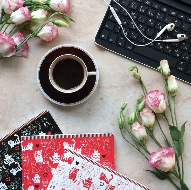 Красивые фото осень, кофе, плед   сборка 022
