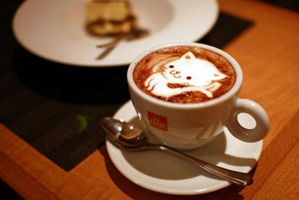 Красивые фото с кофе 001
