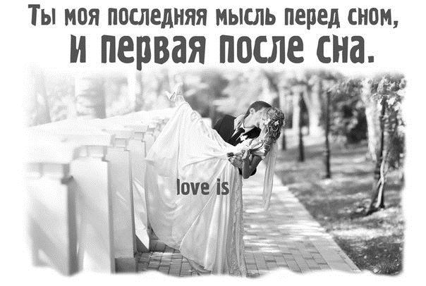 Красивые фото ты моя любовь   подборка 009