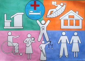 Красивый рисунок о правах человека027