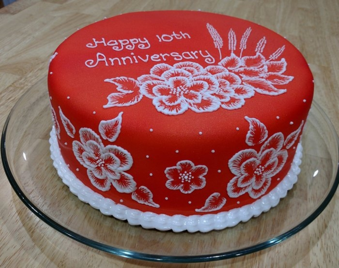 Красивый торт вместе 7 лет   фото 001