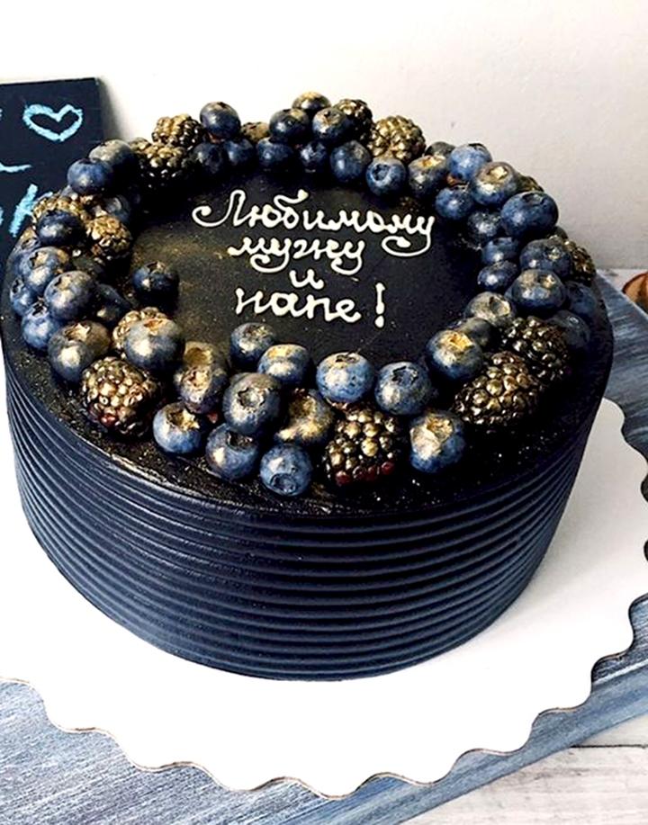 Красивый торт 33 года мужу   фото016