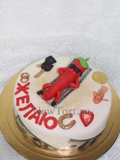 Красивый торт 33 года мужу   фото020