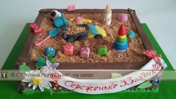 Красивый торт 33 года мужу   фото023