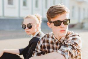 Красотки блондинки в очках   лучшие фото 027