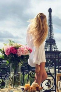 Крутые картинки девушки блондинки на аву 026