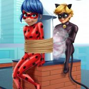Леди Баг и Супер Кот   картинки целуются (15)
