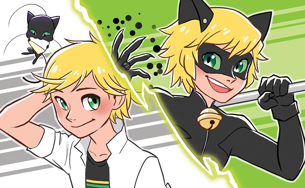Леди баг и Супер кот любовь арты и картинки021