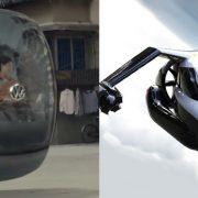 Летающие машины будущего картинки и изображения 018