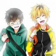 Лучшие друзья картинки аниме (22)