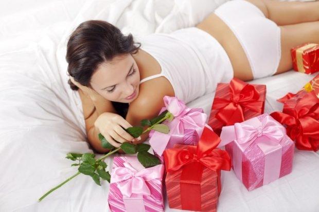 Любимой девушке фото подарок   подборка 016