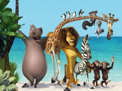 Мадагаскар фото из мультика002
