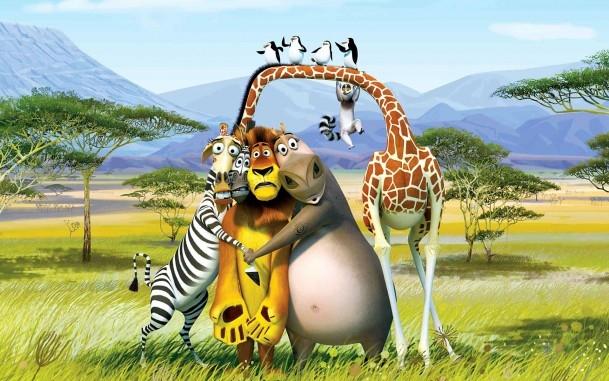 Мадагаскар фото из мультика022