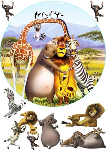 Мадагаскар фото из мультика024