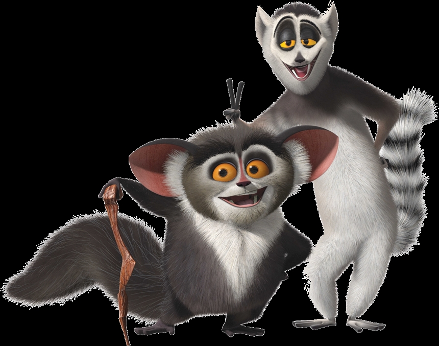 Мадагаскар фото из мультика025