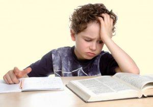 Мальчик учит уроки картинки 023