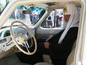 Машина Патриарха Кирилла фото и картинки 025