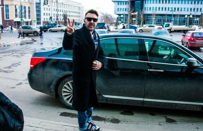 Машины Шнура Сергея фото   подборка012