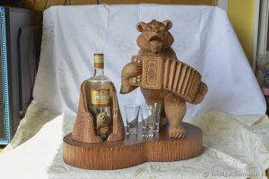Медведь с бутылкой фото и картинки023