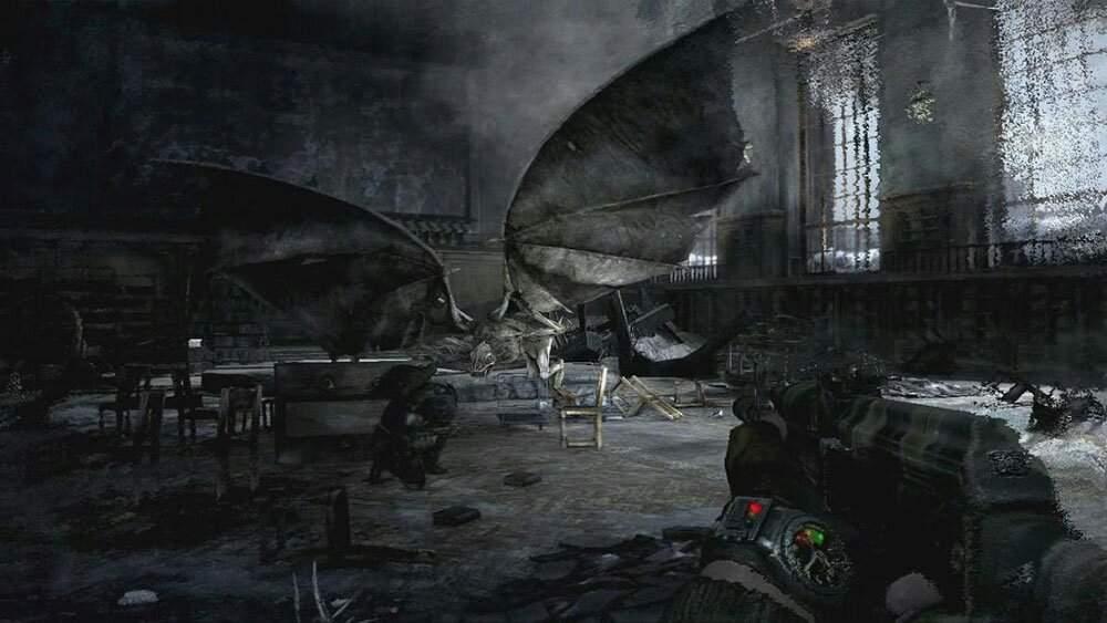 Метро 2033 фото игры   подборка014