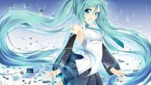 Мику аниме фото и картинки   красивые020