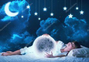 Милые картинки девушке перед сном 024