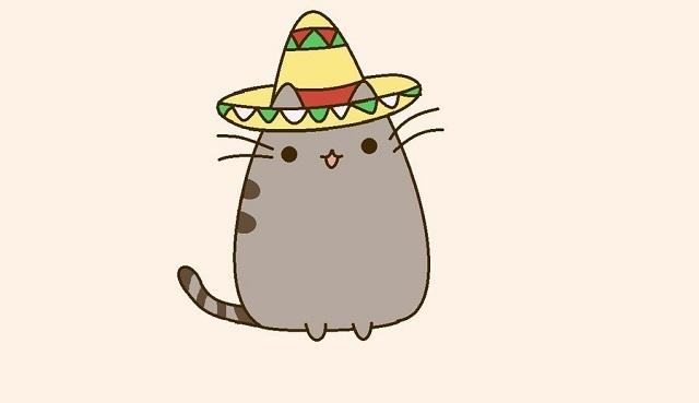 Милые картинки для срисовки котята 006