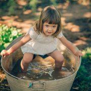 Милые фото летом на даче девушек 024