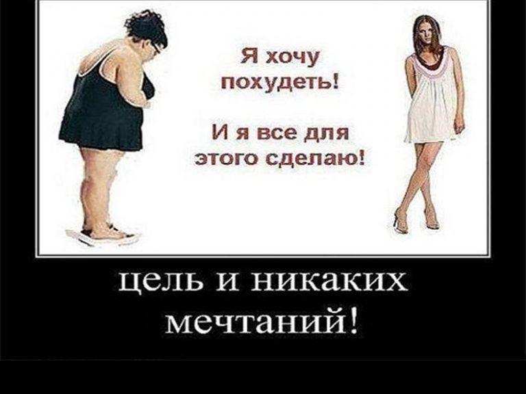 Идем К Цели Похудеть. Цель похудения