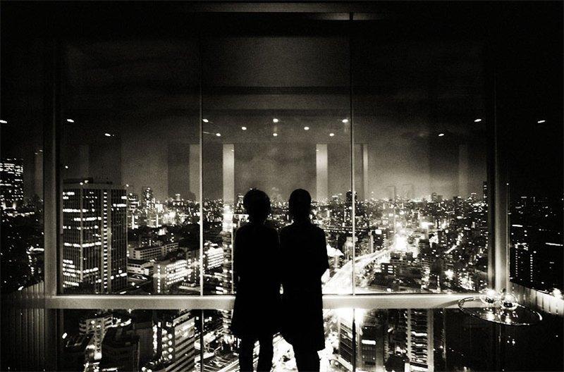 Мужчина и женщина страсть   фото черно белые (29)