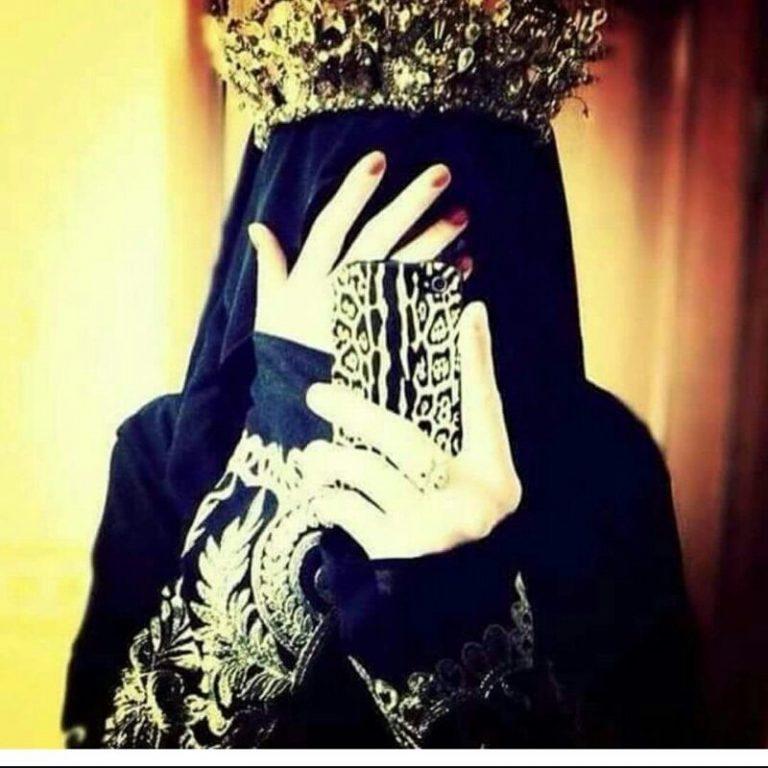 Красивые исламские картинки девушек с надписями